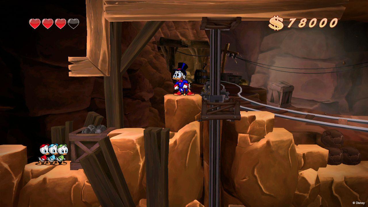 DuckTales: Remastered | WayForward