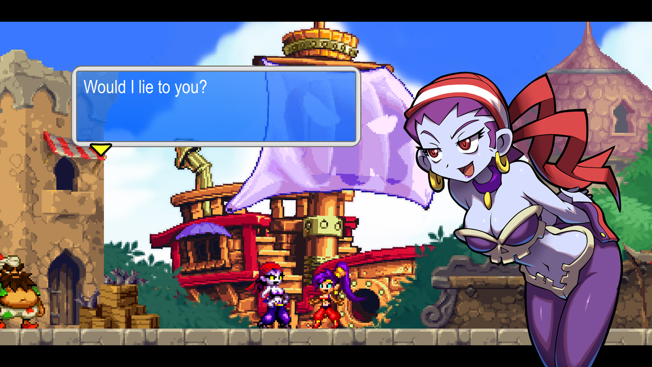 Shantae and the Pirate's Curse | WayForward