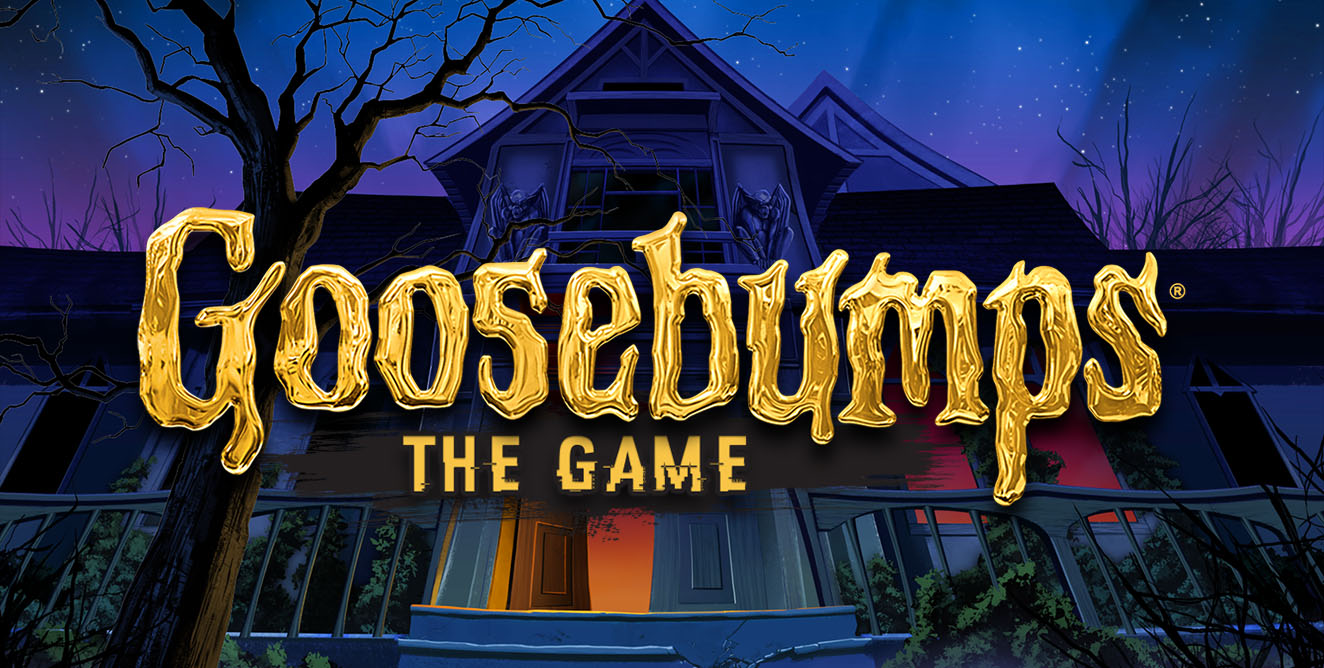 R.L. Stine Goosebumps collection of 7 books R.L. 3.3-3.9