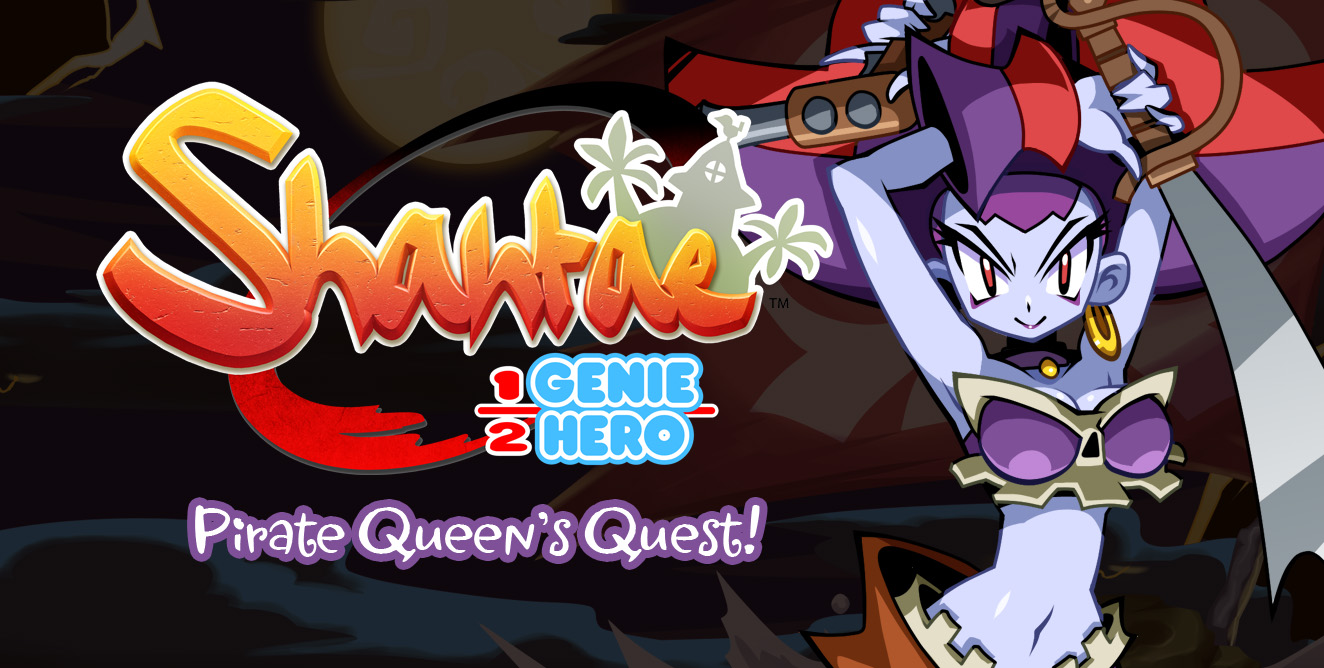 Shantae: Pirate Queen's Quest