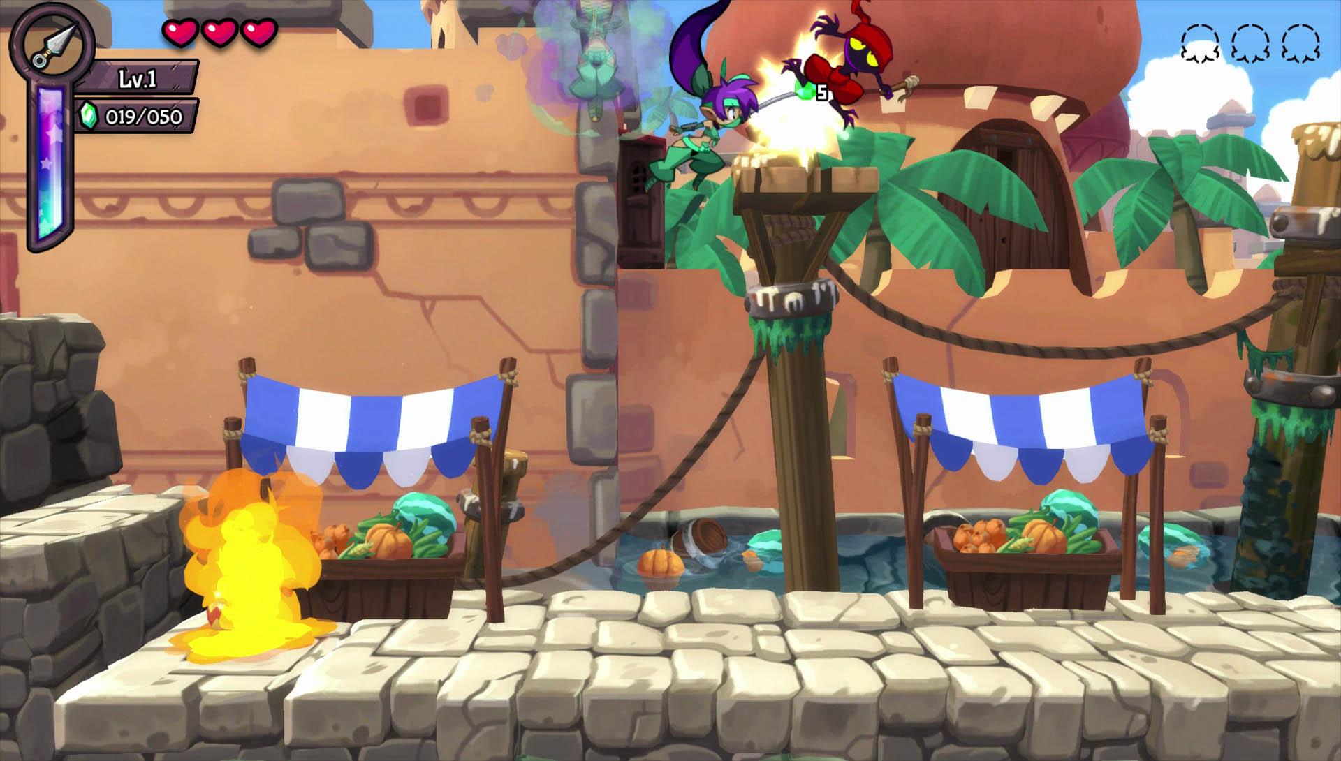 Shantae half genie hero release date